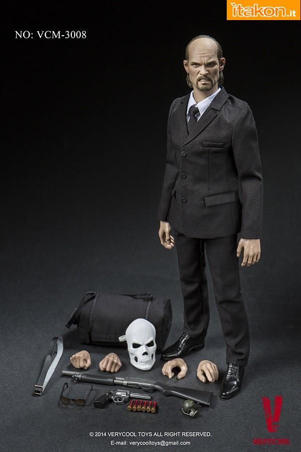[VERYCOOL] Kane & Lynch: Dead Men 1/6 scale figure C31
