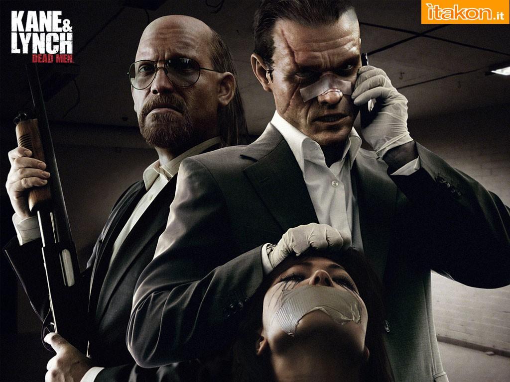 [VERYCOOL] Kane & Lynch: Dead Men 1/6 scale figure Dddd