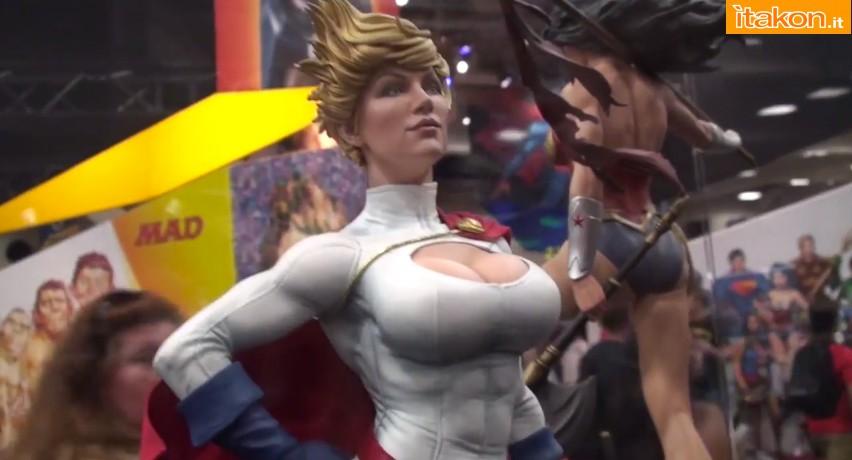 power-girl-top