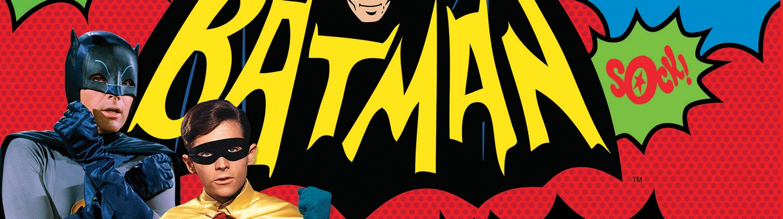 Copertina Batman 1966