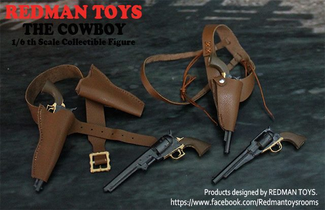 [Redman Toys] The Outlaw COWBOY 1/6 A122
