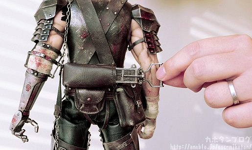 Link a Guts Black Swordsman – Berserk – ThreeZero gallery 06