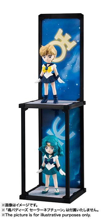 Link a Sailor Uranus – Sailor Moon – Tamashii Buddies Bandai info 06