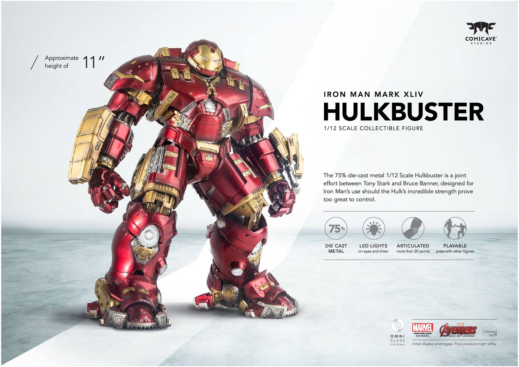 Link a Comicave-Diecast-Hulkbuster-001