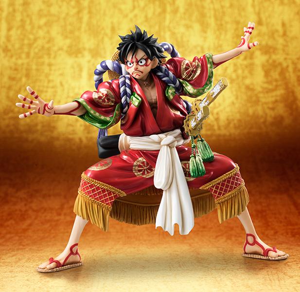 Link a Monkey D Luffy Kabuki POP – One Piece MegaHouse pre 03