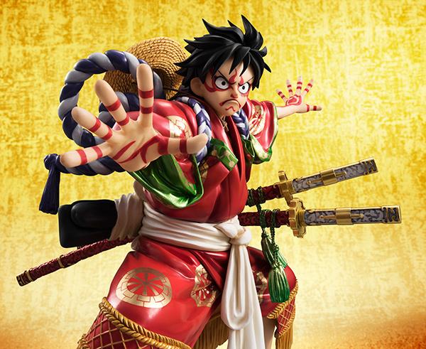 Link a Monkey D Luffy Kabuki POP – One Piece MegaHouse pre 07