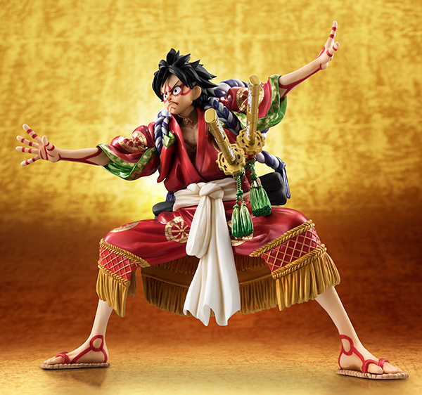 Link a Monkey D Luffy Kabuki POP – One Piece MegaHouse pre 10