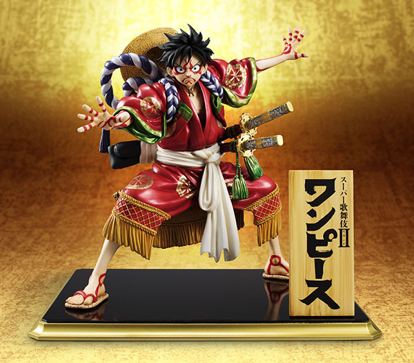 Link a Monkey D Luffy Kabuki POP – One Piece MegaHouse pre 13