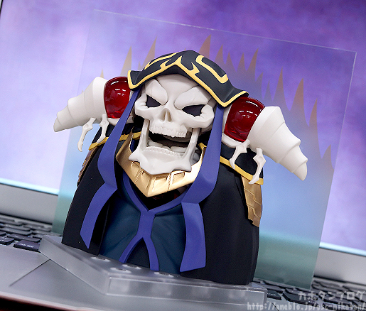 Link a Nendoroid Ainz Ooal Gown 05