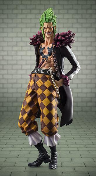Link a Bartolomeo POP One Piece MegaHouse pre 05