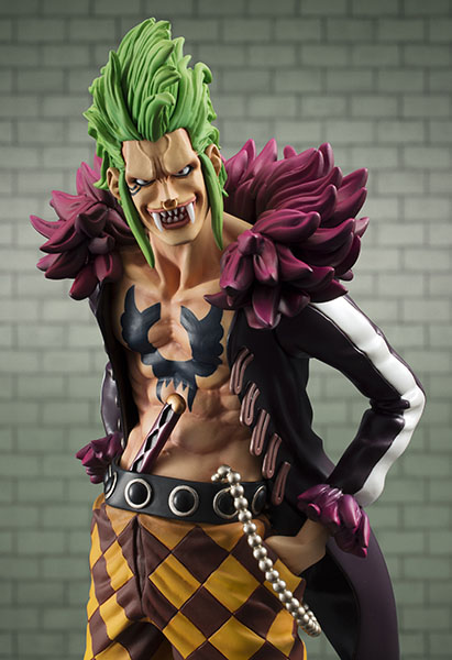 Link a Bartolomeo POP One Piece MegaHouse pre 11
