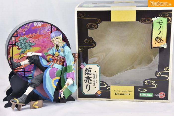 Kusuriuri Mononoke - Recensione - Kotobukiya - Foto 65