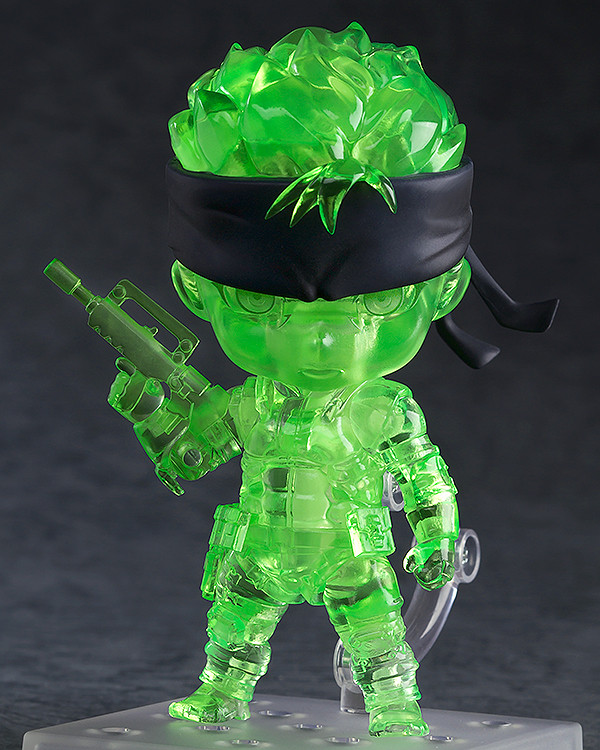 Link a Nendoroid Solid Snake Stealth Camouflage GSC pre 01