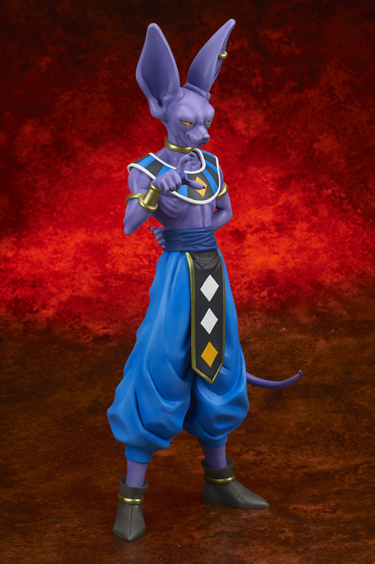 Link a Beerus Dragon Ball XPlus Gigantic Series pre 03
