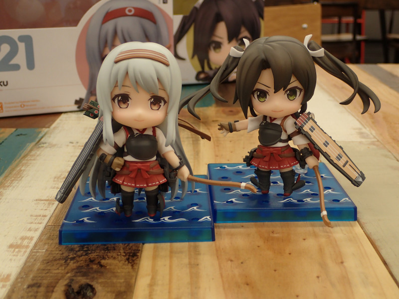 Link a Nendoroid KanColle Shoukaku Zuikaku gallery 04