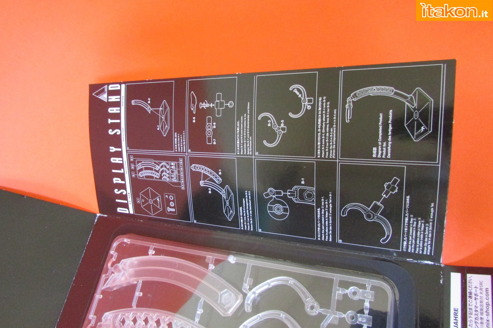 Link a recensione review sephiroth play arts kai da final fantasy vii advent children itakon.it -017