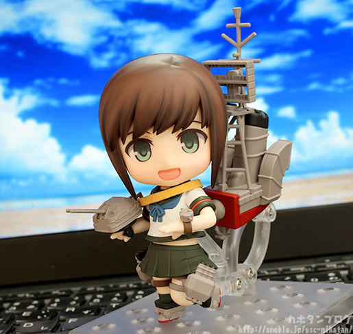 Link a Nendoroid Fubuki Kai Ni GSC preview 10