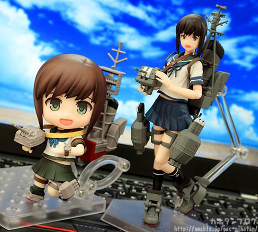 Link a Nendoroid Fubuki Kai Ni GSC preview 14