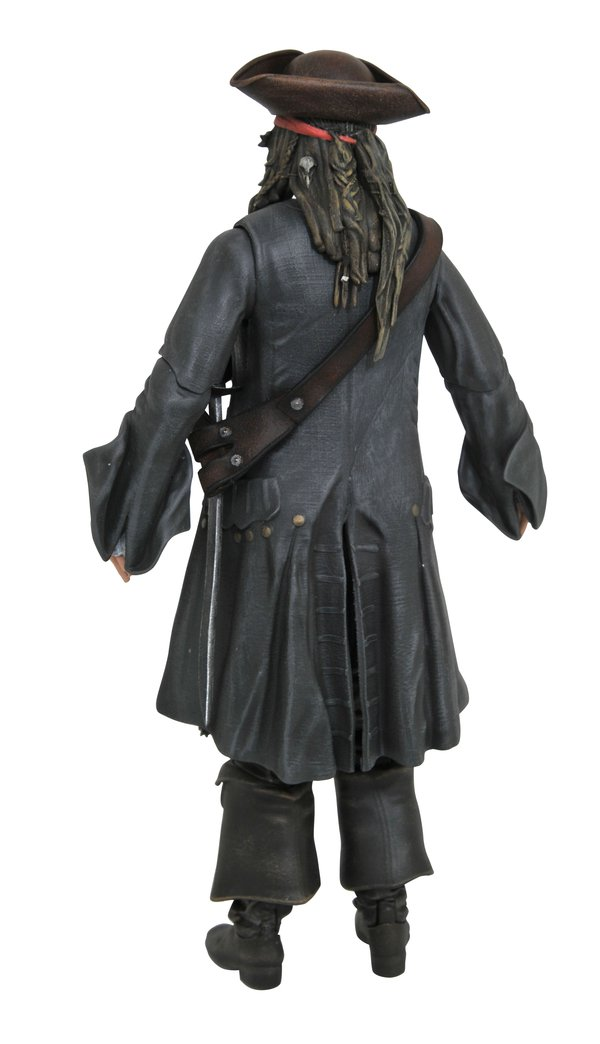 Link a Pirates of the Caribbean Diamond Select Jack Sparrow pre 02