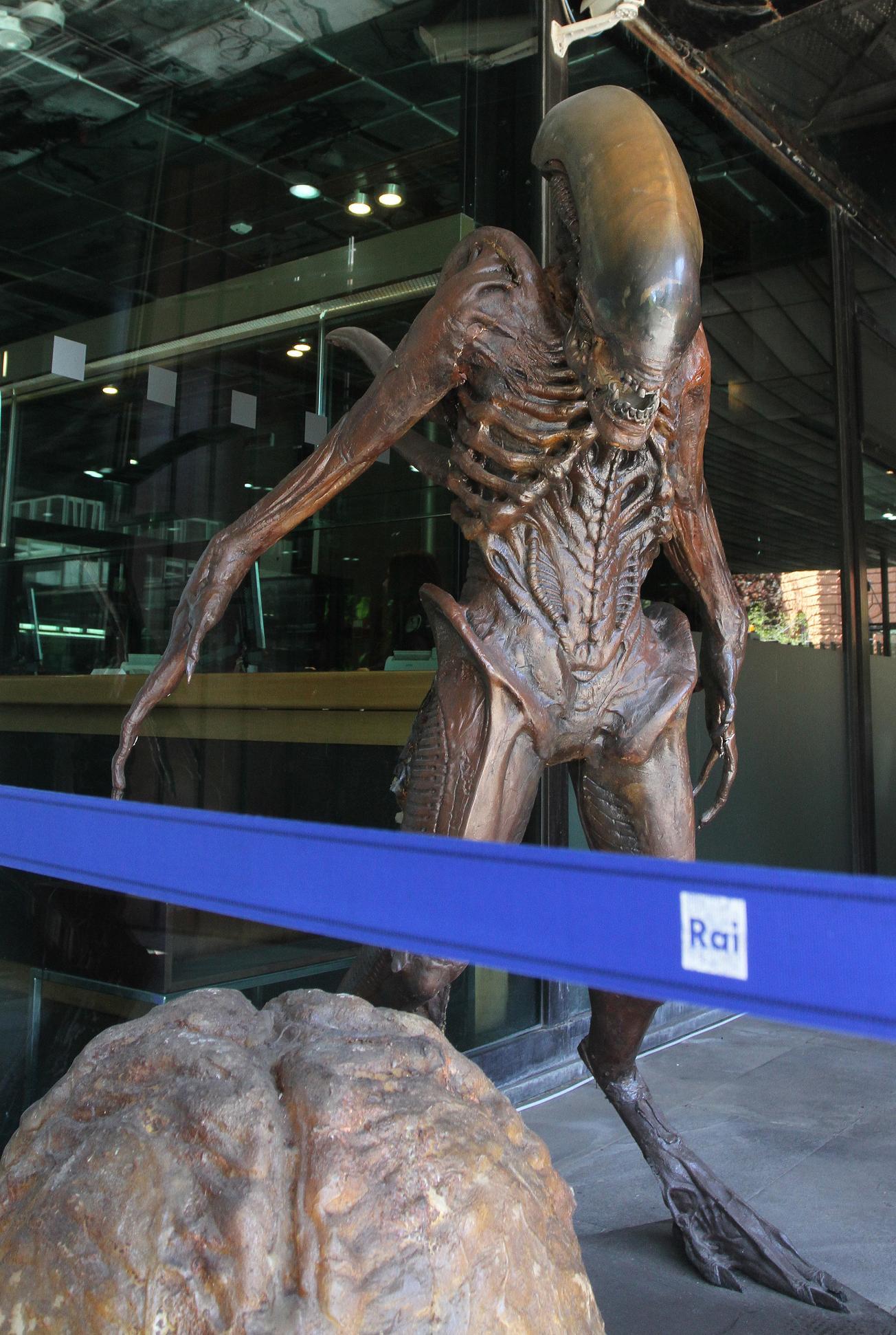 Link a Statua Alien Rai7