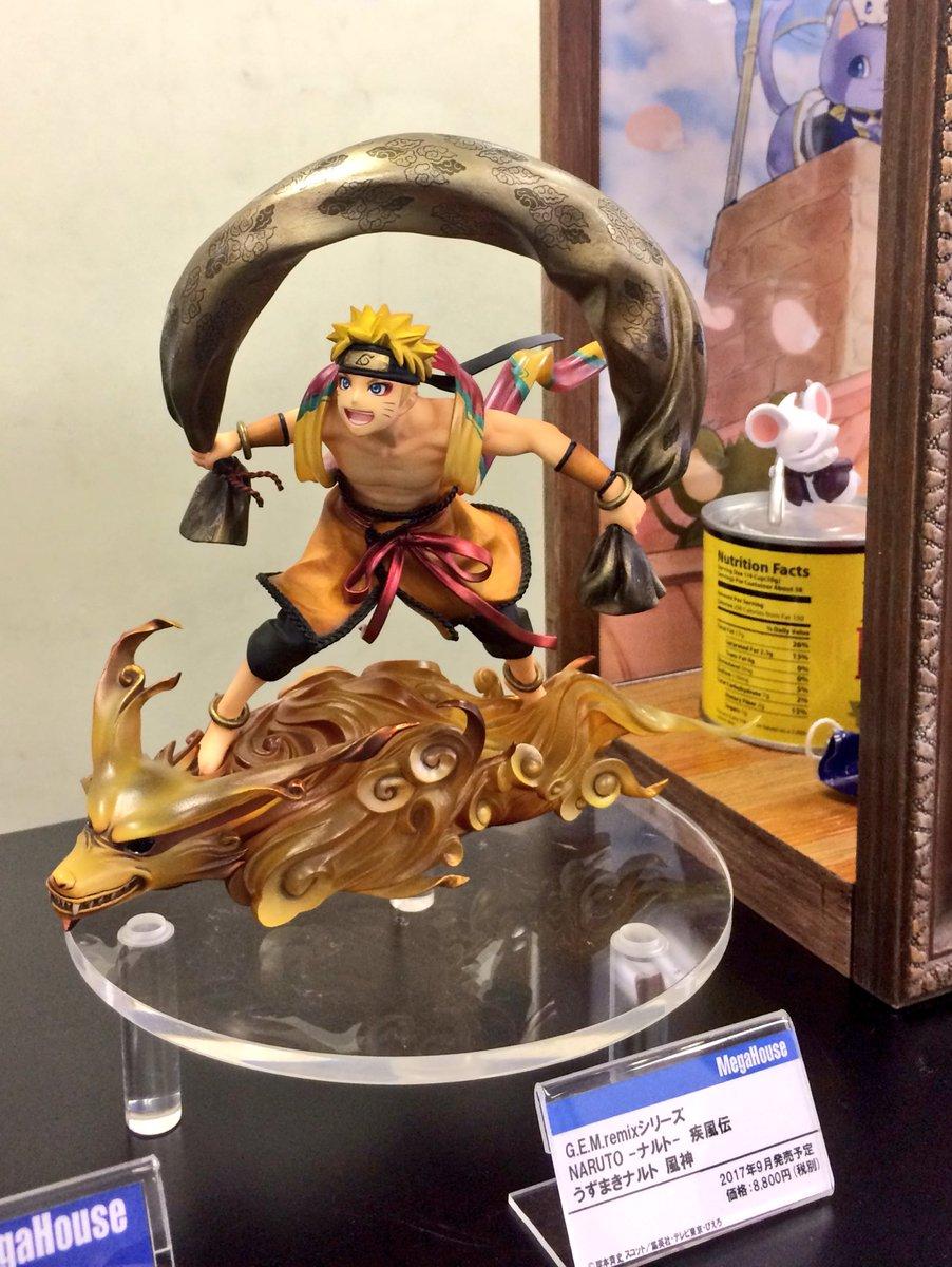 Link a Uzumaki Naruto – Uchiha Sasuke – GEM Remix – MegaHouse – Anteprima Miyazawa – Foto 03