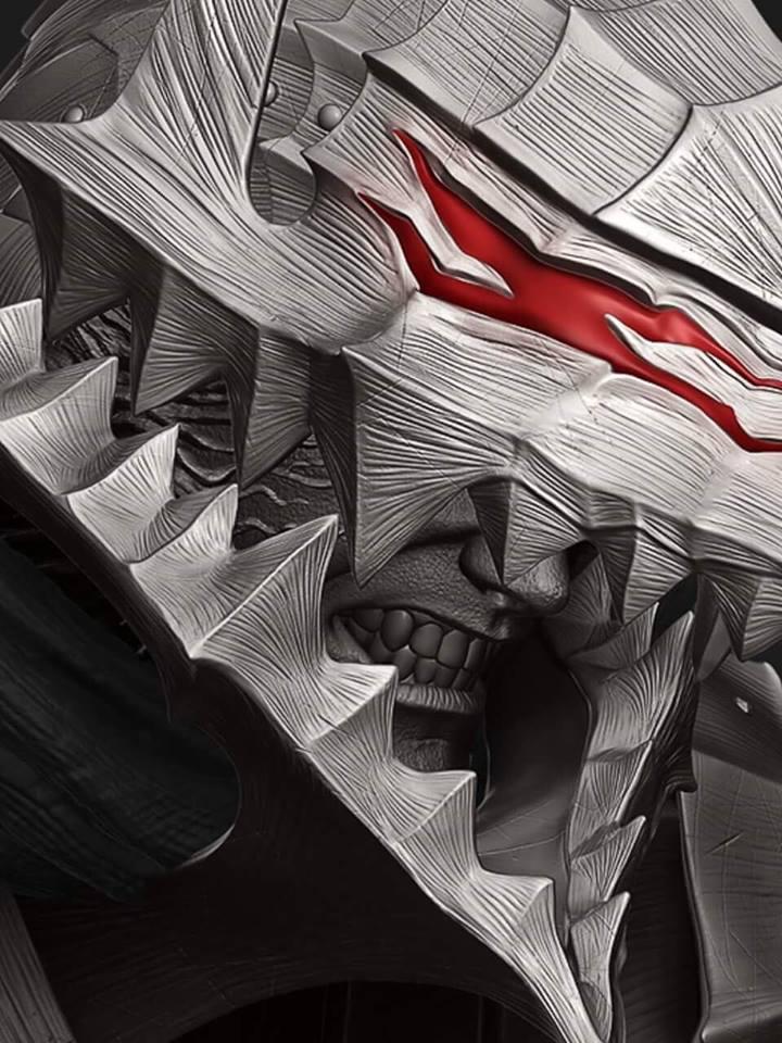 Link a berserk – guts – berserker armor – primi teaser – 1