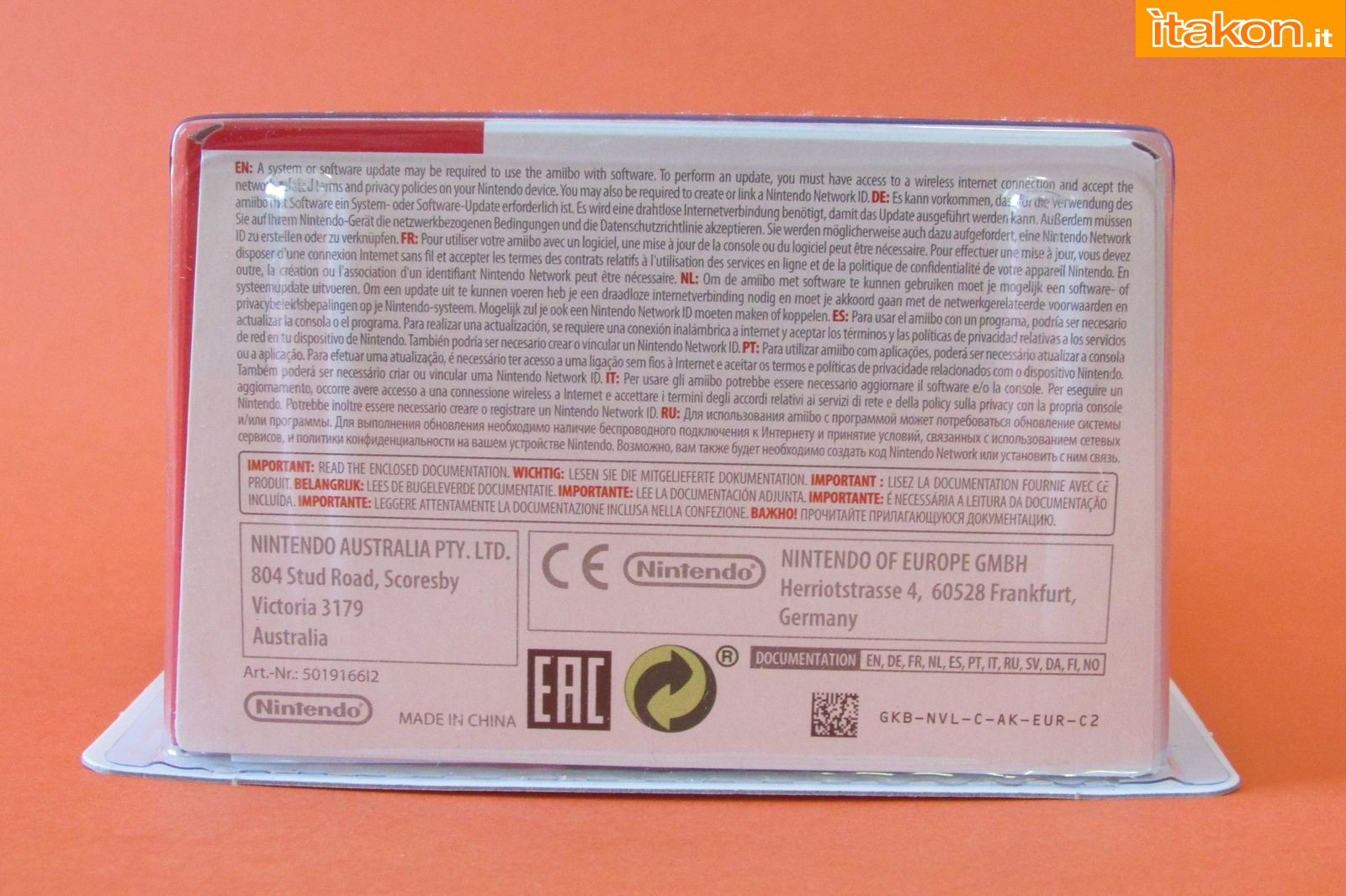 Link a Fire Emblem Echoes Shadow of Valentia Limited Edition Itakon.it 14