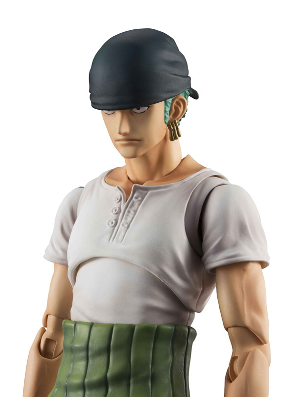 Link a One Piece Zoro VAH Past Blue MegaHouse 09