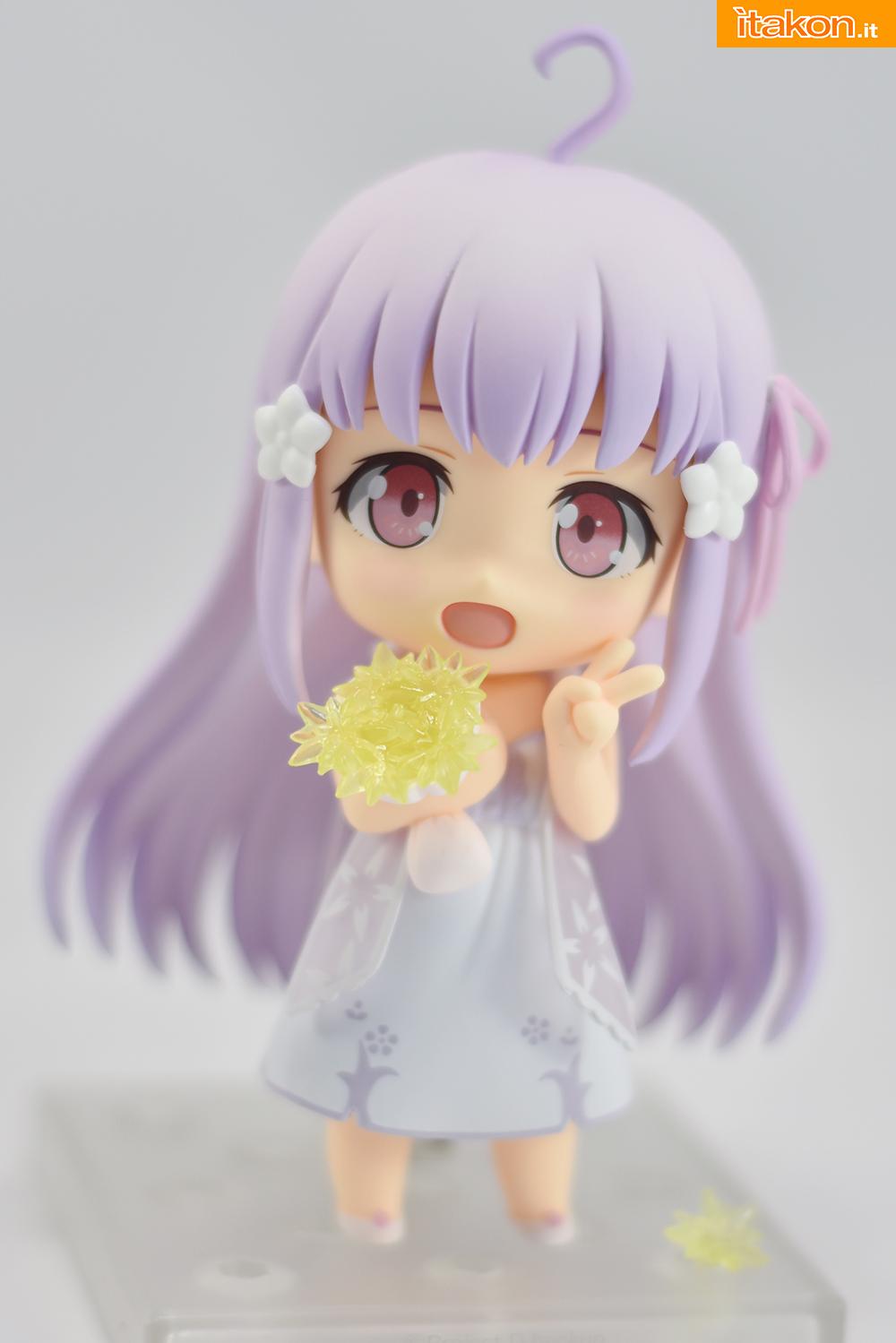 Link a Remo – Glass no Hana – Nendoroid – Good Smile Company – Recensione – Foto 19