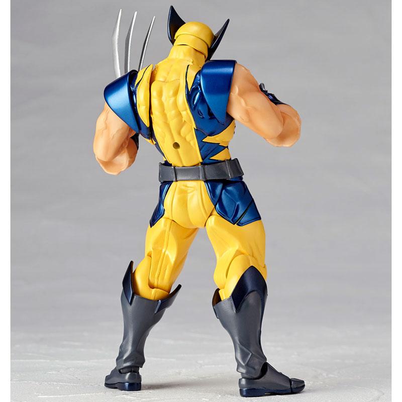 Link a Wolverine Revoltech Amazing Yamaguchi Figure Complex 03