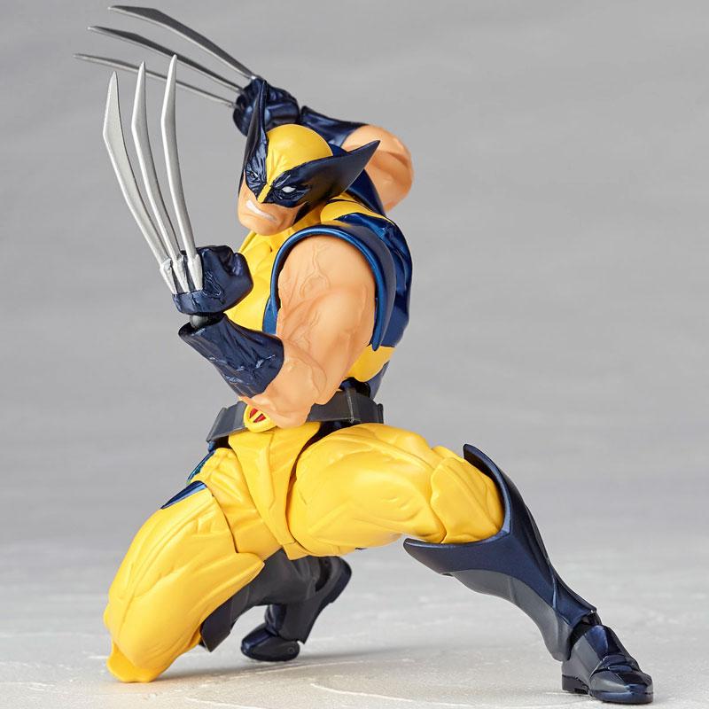 Link a Wolverine Revoltech Amazing Yamaguchi Figure Complex 06