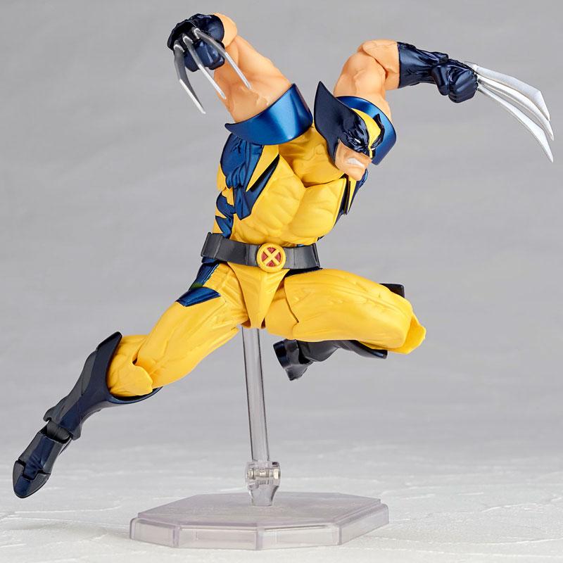 Link a Wolverine Revoltech Amazing Yamaguchi Figure Complex 07