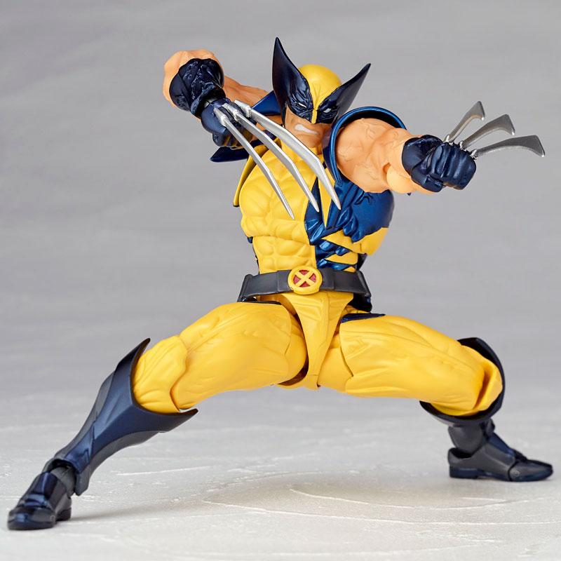Link a Wolverine Revoltech Amazing Yamaguchi Figure Complex 09