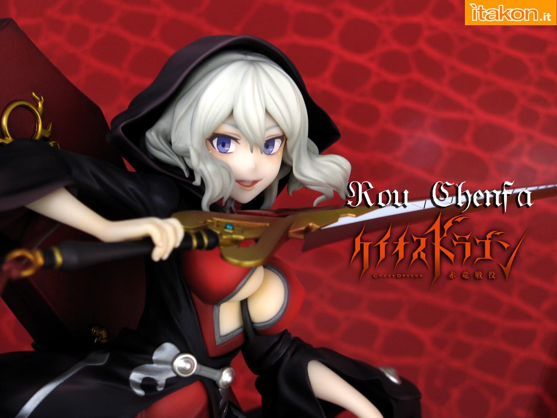 Link a 000 Lou Zhenhua Chaos Dragon GSC recensione