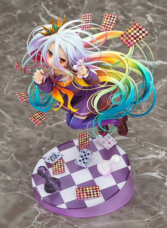Link a Shiro No Game No Life GSC pre 04