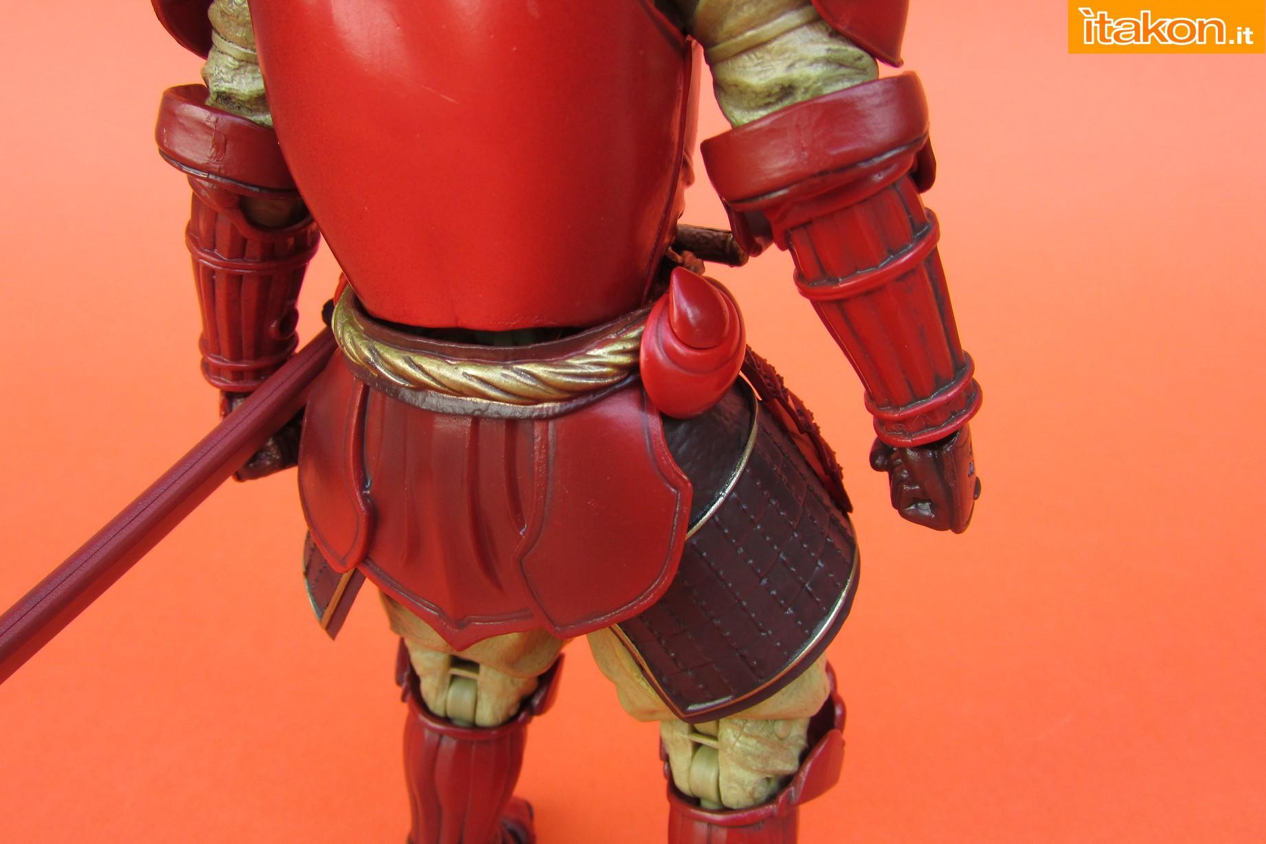Link a Marvel Comics Koutetsu Samurai Iron Man Mark 3 Meishou MANGA REALIZATION review Bandai Itakon.it20