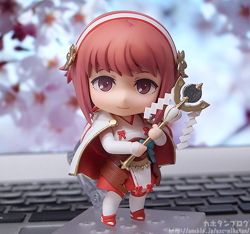 Link a Nendoroid Sakura Fire Emblem If GSC preview 01