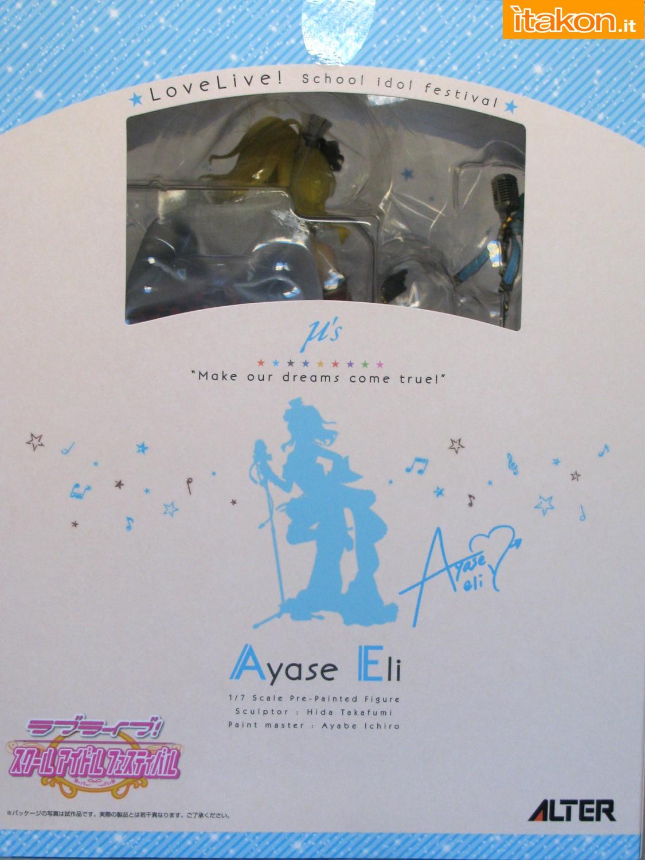 Link a 002 Eri Ayase Love Live ALTER recensione