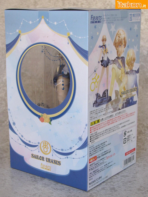 Link a 003 Sailor Uranus Figuarts ZERO Recensione