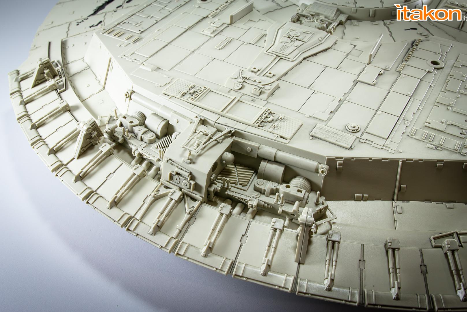 Link a Millennium Falcon DeAgostini Itakon-11