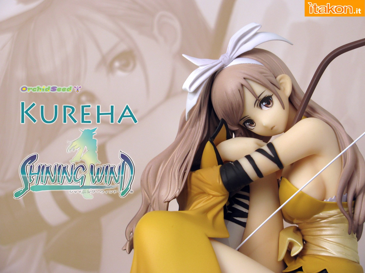 Link a 000 Kureha Shining Wind Orchid Seed Recensione