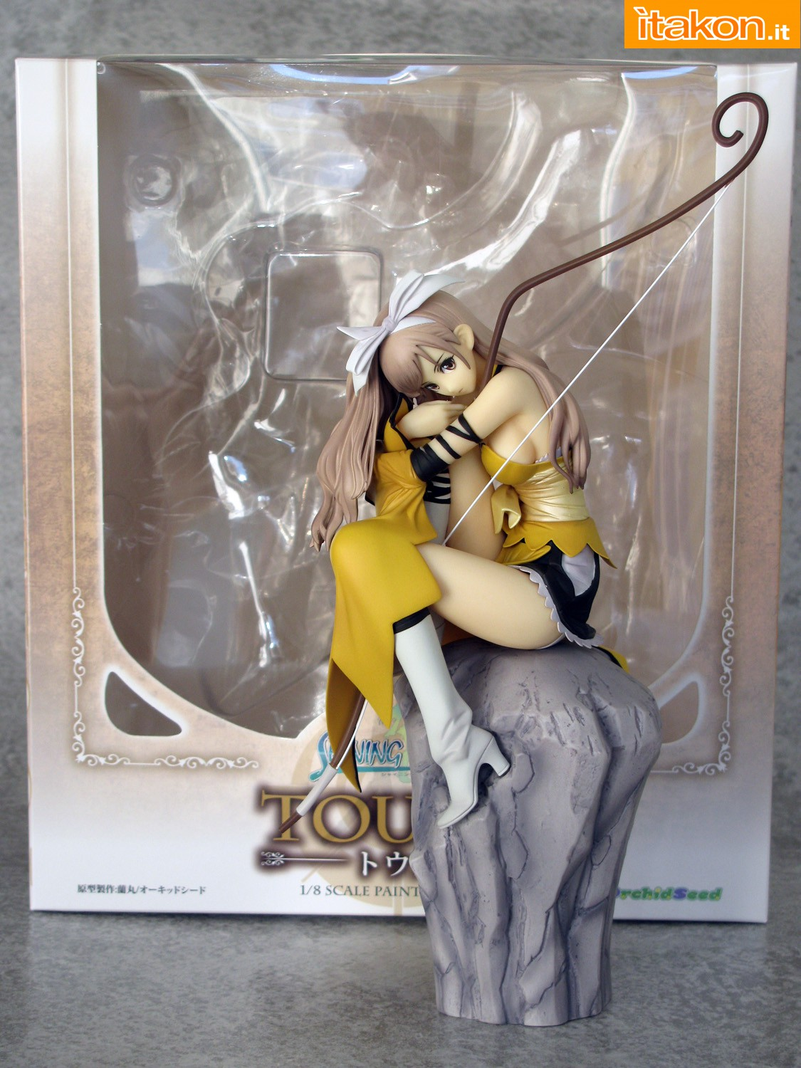 Link a 060 Kureha Shining Wind Orchid Seed Recensione