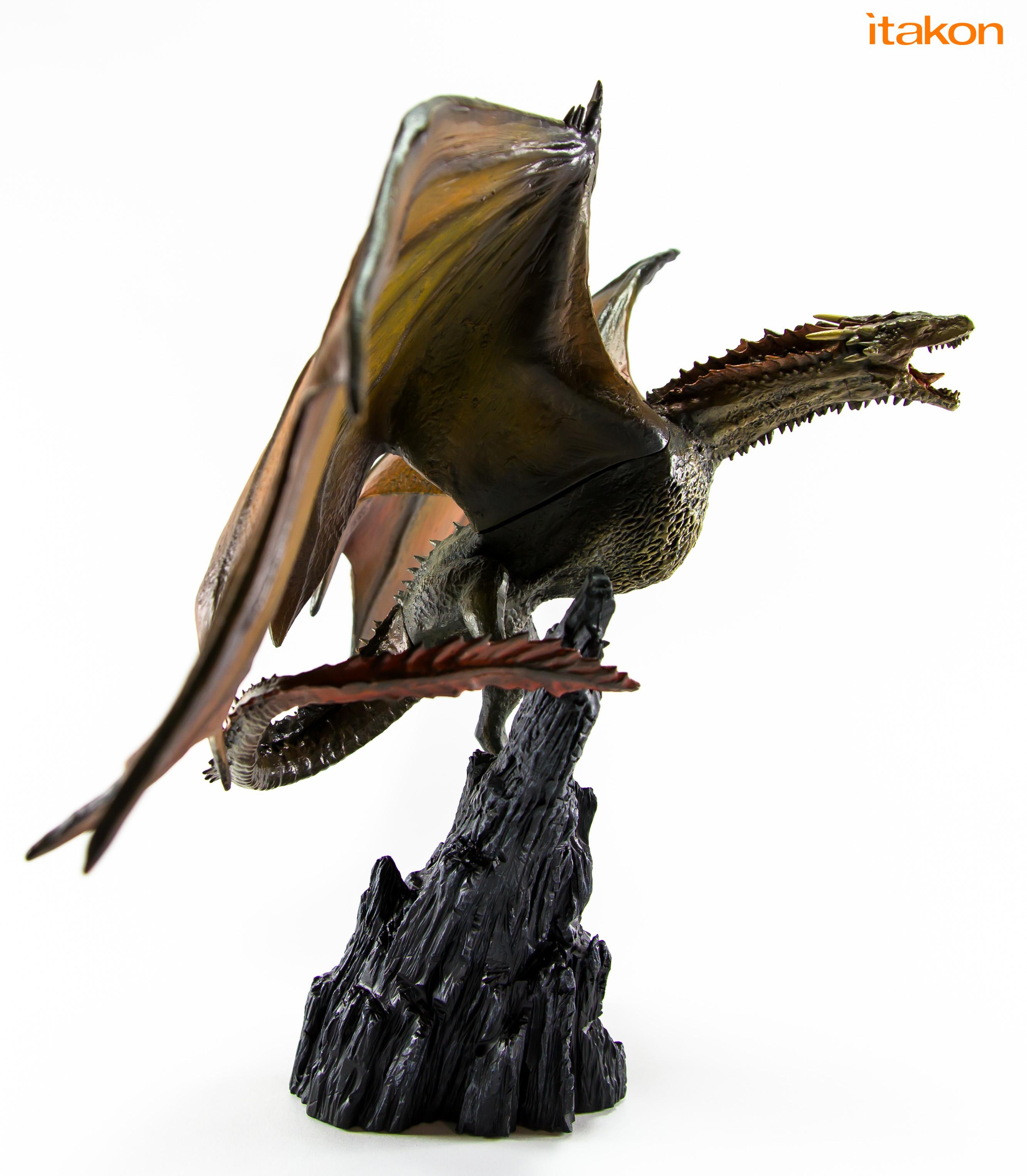 Link a Drogon Trono Di Spade Recensione Warner Studio OXMOX-4