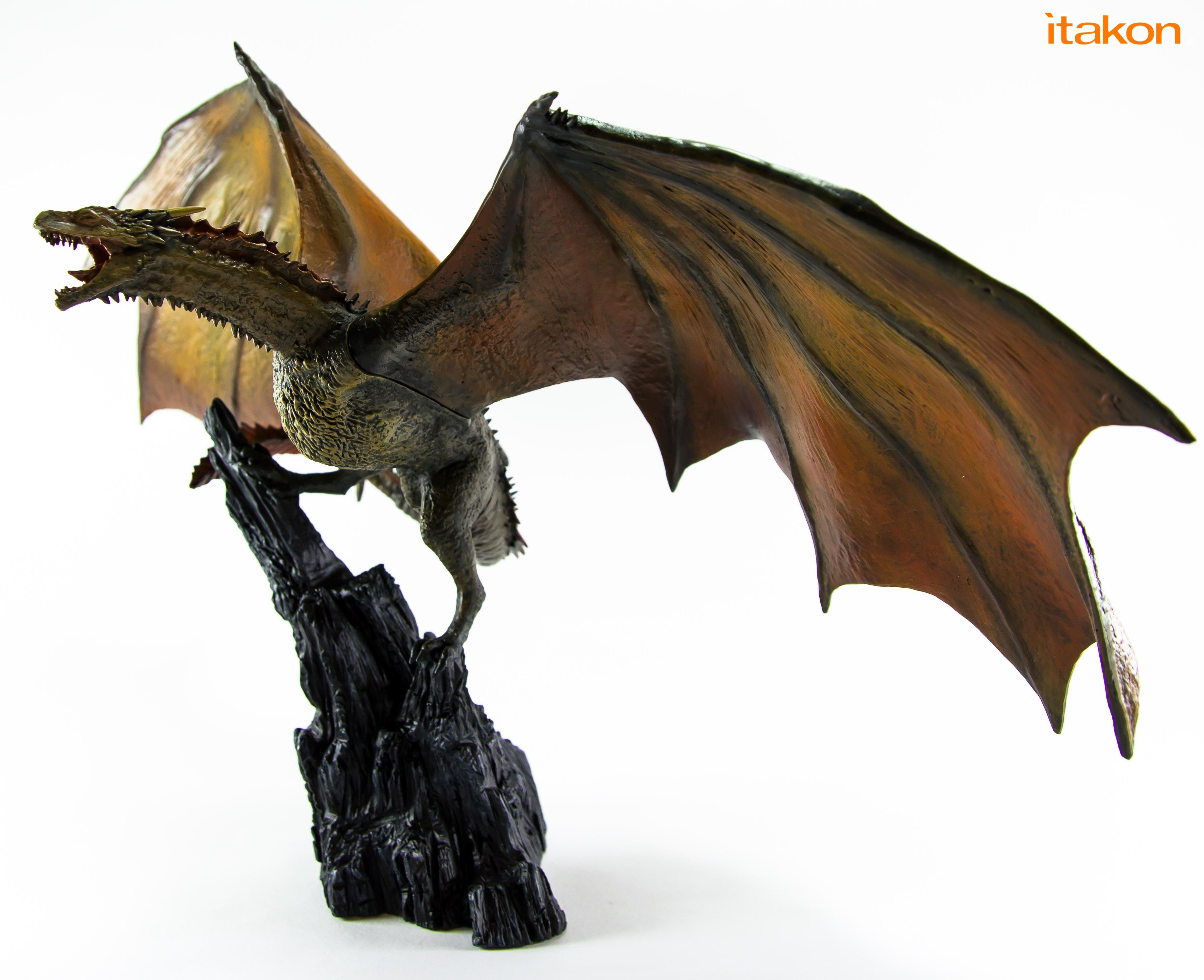 Link a Drogon Trono Di Spade Recensione Warner Studio OXMOX-9