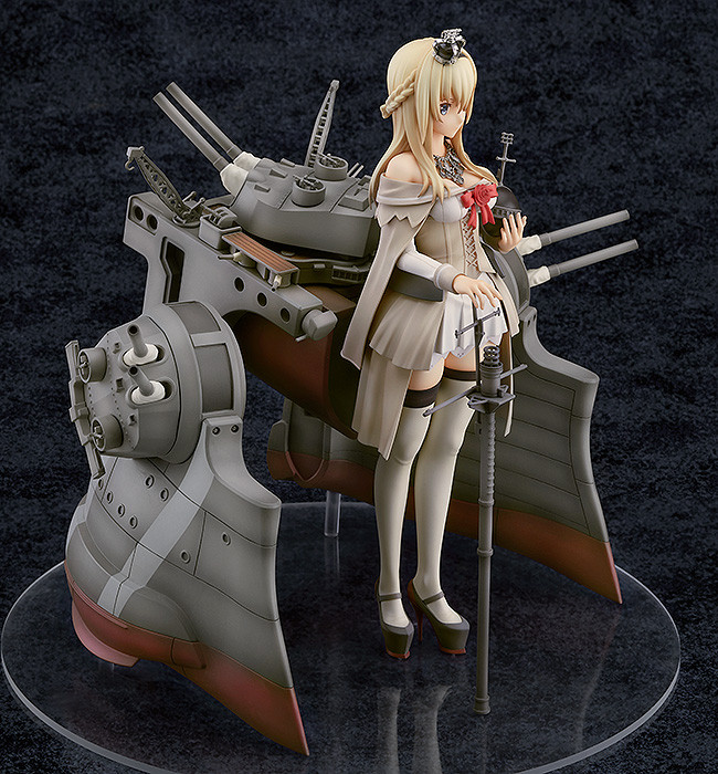 Link a Waspite WHS KanColle GSC pre 02