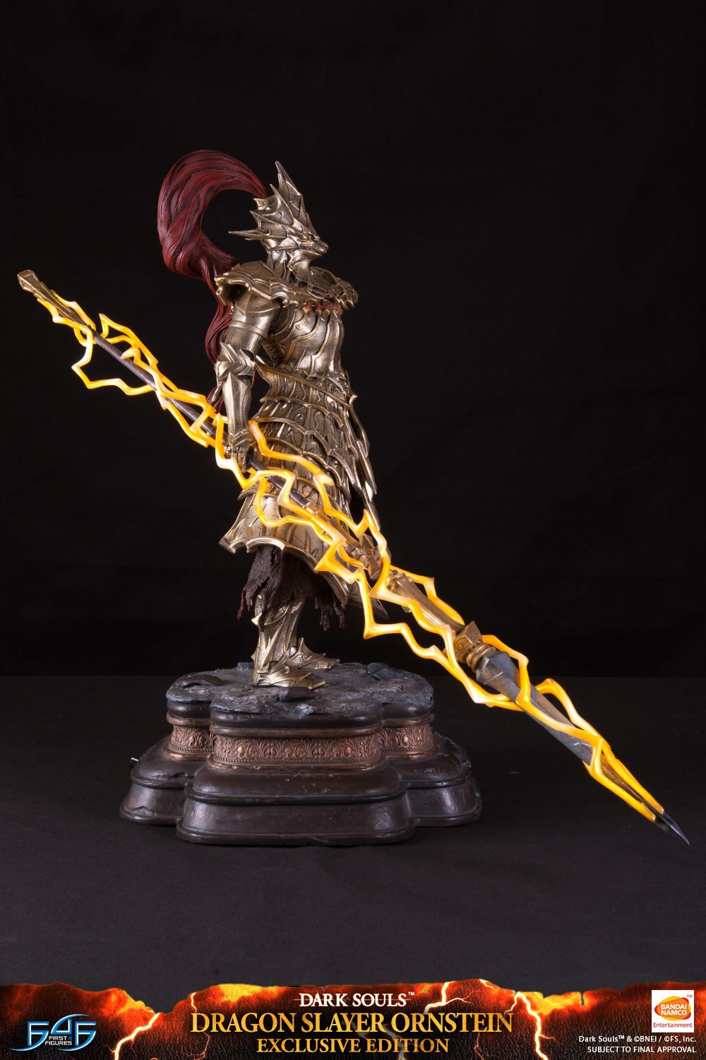 Link a dragon slayer – ornstein – f4f – pre – 11