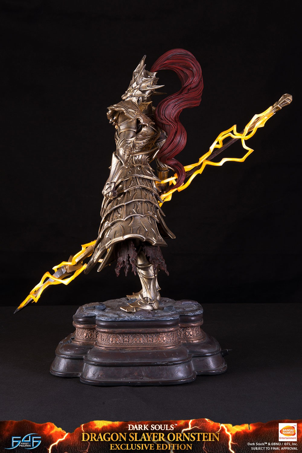 Link a dragon slayer – ornstein – f4f – pre – 13