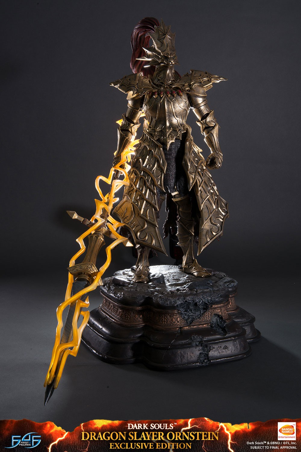 Link a dragon slayer – ornstein – f4f – pre – 14