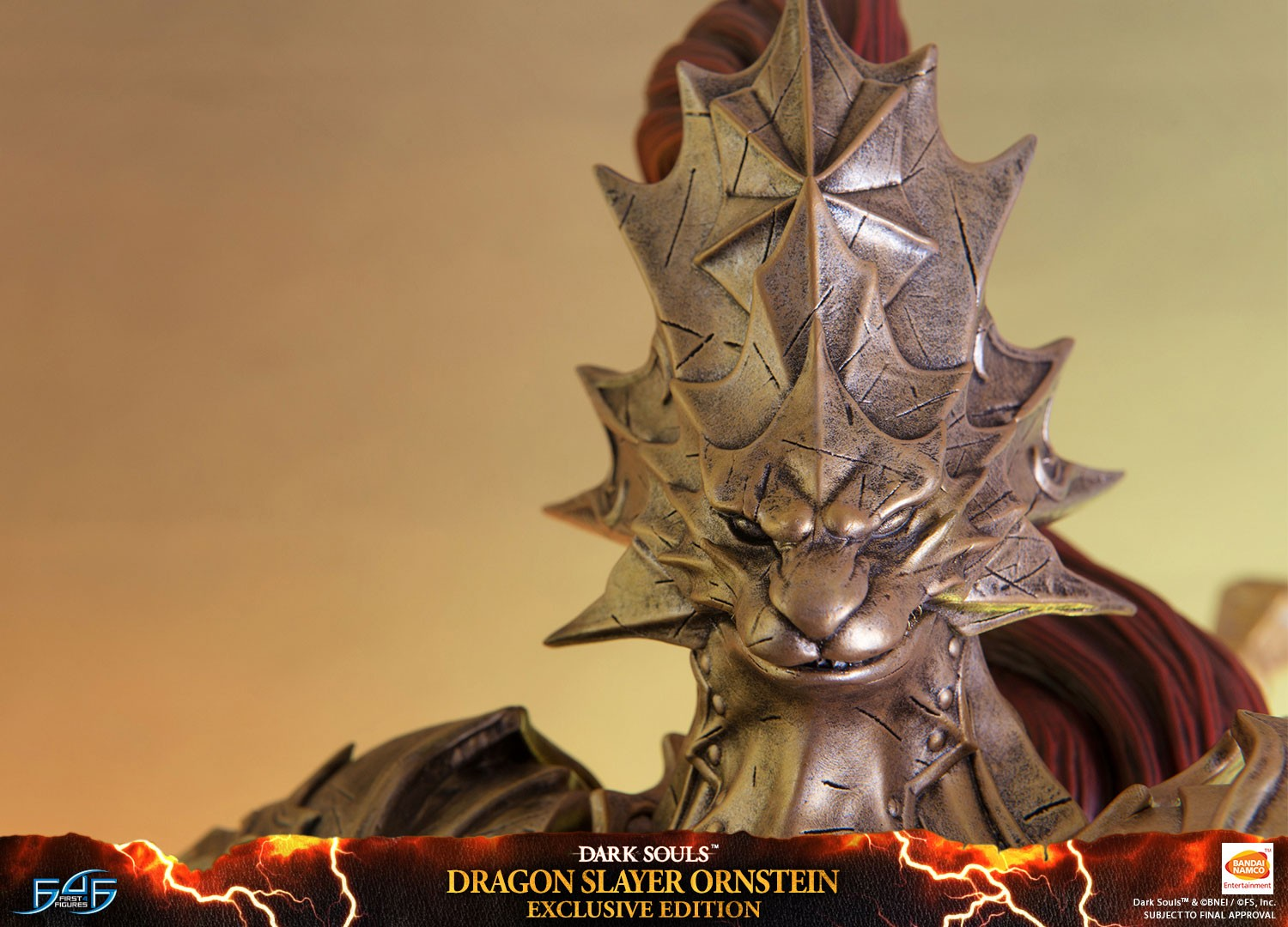 Link a dragon slayer – ornstein – f4f – pre – 42