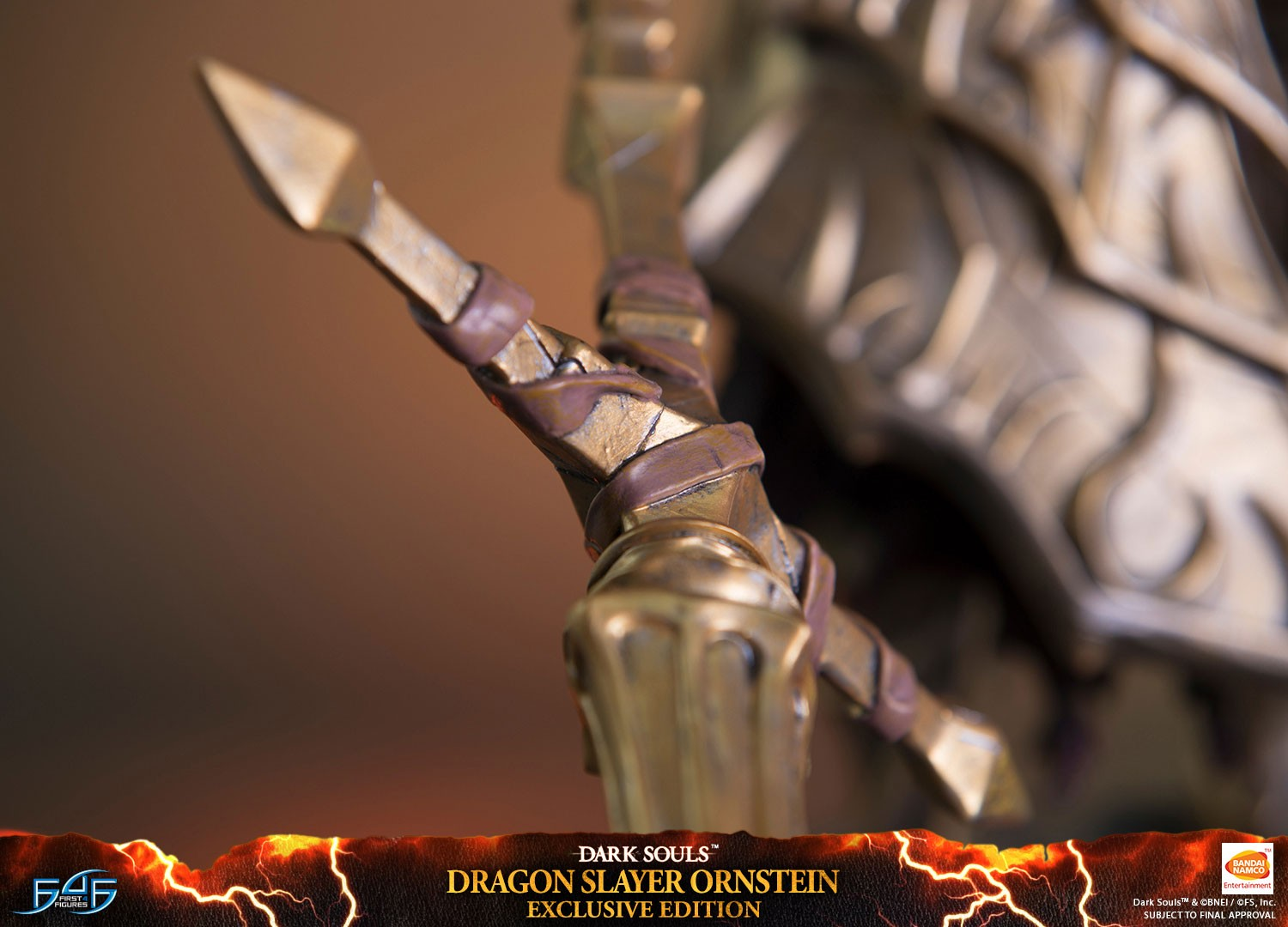 Link a dragon slayer – ornstein – f4f – pre – 44